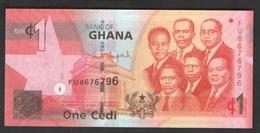GHANA 1  2014 UNC - Ghana