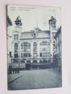 Bureau Du JOURNAL - Het VOORUIT Gand / Gent ( Uitg. / Edit SAIA ) Anno 193? ( Zie/voir Photo ) ! - Gent