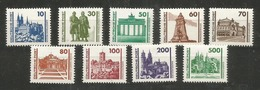 GERMANY - MNH - Architecture - History - Architecture