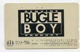 TK 09542 JAPAN - 110-011 - Advertising