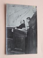 August BORMS > Gerechtshof Kortrijk ( Leve Vlaanderen ) 1878 - 1946 ( Fotokaart ) Anno 19?? ( Zie/voir Photo ) ! - Politieke En Militaire Mannen