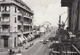 MILANO - Via Pontenuovo. Distributore Benzina ESSO - Fg - Milano