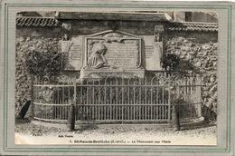 CPA - SAINT-NOM-la-BRETECHE (78) - Aspect Du Monument Aux Morts Dans Les Années 20 - St. Nom La Breteche