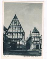 D-9697   OSNABRÜCK : Alter Häuser An Der Bierstrasse - Osnabrueck