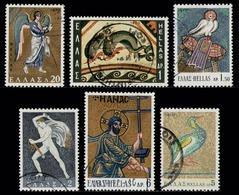 GREECE 1970 - Set Used - Oblitérés