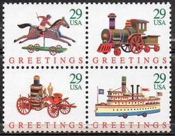USA 1992 Christmas - Contemporary - United States