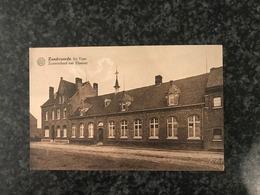 Zonnebeke- Zandvoorde Bij Ieper - Zusterschool Met Klooster - Zonnebeke
