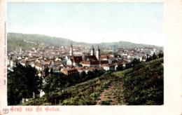 Gruß Aus St. Gallen (3884) - SG St. Gallen