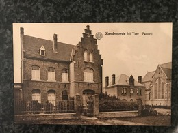 Zonnebeke- Zandvoorde Bij Ieper - Pastorij - Zonnebeke