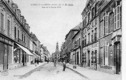 ROMILLY- Sur - SEINE  Rue De La Boule D'Or - Romilly-sur-Seine