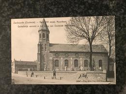 Zandvoorde (Oostende) * Kerk (XIII Eeuw) Noordkant - Oostende