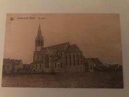 Zandvoorde, Zantvoorde (Yper, Ieper) De Kerk  - Zonnebeke - Uitg. Sansen-Vanneste - Zonnebeke