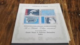 LOT 4697780 TIMBRE DE FRANCE NEUF** LUXE BLOC - Blocks & Kleinbögen
