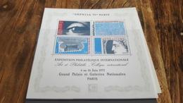 LOT 4697782 TIMBRE DE FRANCE NEUF** LUXE BLOC - Blocks & Kleinbögen