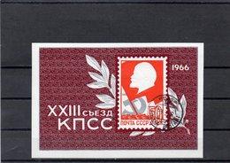 SOWJETUNION 1966 O - 1923-1991 URSS