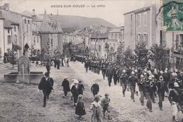 Ardes Sur Couze - Le Défilé - France