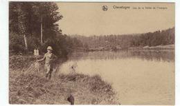 Ciney - Chevetogne - Lac De La Vallée De L'Iwoigne - Ciney