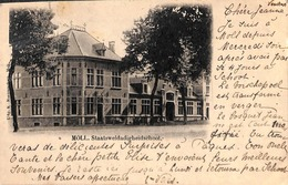 Mol Moll - Staatsweldadigheidschool (Uitg. Raeymaekers) - Mol