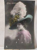 Portrait Femme. Mode 1909 - Mujeres
