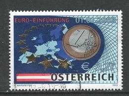 Oostenrijk, Mi 2368  Jaar 2002, Hoge Waarde, Gestempeld - 1945-.... 2ème République