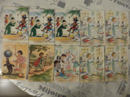 LOT  DE  10  CARTES  GERMAINE   BOURET - 5 - 99 Cartes