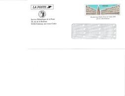 Env.neuve La Poste Arras Avec Fenêtre- Lot N° 0402491 - Pseudo-interi Di Produzione Ufficiale