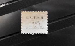 04/09/19-       N° 55  RARE PUB RECTO Du Tmbre Charleville ,A VOIR!! 150€ MIN;; Sur Fragment,un Exemplaire Non -vendu - 1871-1875 Cérès