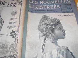 NOUVELLES/PRESIDENT LOUBET EN ALGERIE ALGER CONSTANTINE TLEMCEN  ORAN - 1900 - 1949