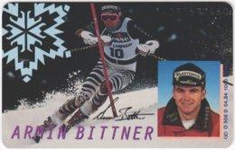 GERMANY O-Serie B-288 - 508D 04.94 - Sport, Skiing - MINT - Deutschland