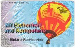 GERMANY O-Serie B-351 - 285 02.95 - Leisure, Ballooning - Used - Germania