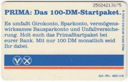 GERMANY O-Serie B-353 - 316 03.95 - Advertising, Money Institute - Used - Germania