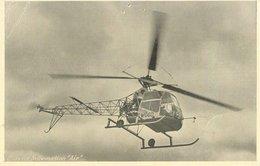S.N.C.A.S. -  ALOUETTE S.E. 3.120 -  Hélicoptère Prototype - Elicotteri