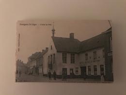 Dottignies-St-Léger : L'Hôtel De Ville  (Moeskroen)  - Ed. Nuttin-Delhemme - Moeskroen