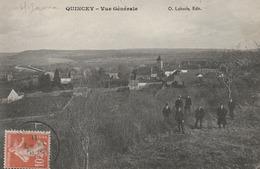 Quincey - Vue Générale - France