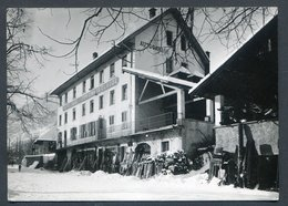 SAINT COLOMBAN - Hotel Du Glandon Girard Claude ,  Auto Garage - Otros Municipios