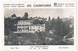 """CANNES  06  """" Les Cassiflores """" Avenue De Grasse En 1959 - Cannes"""