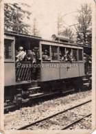 Petite PHOTO  TRAIN LA SCHLUCHT RETOURNEMER - France