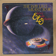 """7"""" Single, Electric Light Orchestra - The Way Life's Meant To Be - Disco, Pop"""