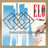 "7"" Single, Electric Light Orchestra - Four Little Diamonds - Disco, Pop"