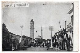 ALBANIE/ALBANIA - PAMJA E TIRANES / TIRANA / MOSQUE - Albanië