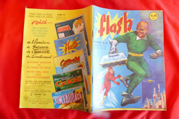 FLASH  (MENSUEL N°39) Année 1962 **** BHR 007X - Magazines