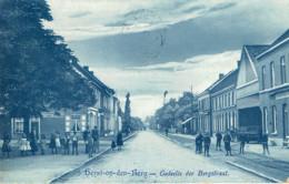 Heyst Op Den Berg Gedeelte Der Bergstraat Devries Degroef 1908 Animation - Heist-op-den-Berg