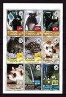 Saint Vincent Grenadines, 1995. [sav9550] Fauna (s\s) - Briefmarken