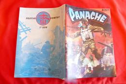 PANACHE  (Bimensuel N° 14) Mai 1962  **** BHR 008X - Magazines Et Périodiques