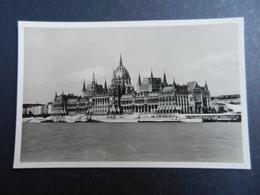19977) BUDAPEST IL PARLAMENTO NON VIAGGIATA - Ungheria