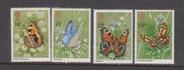 Great Britain 1985 Butterflies Mint Never Hinged - 1952-.... (Elizabeth II)