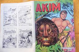 AKIM (Bimensuel N°73) Année 1962 BHR 011X - Magazines