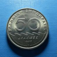 Greece 50 Drachmes 1982 - Griekenland