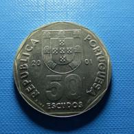 Portugal 50 Escudos 2001 - Portugal