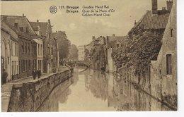 BELGIQUE - BRUGGE / BRUGES - Gouden Hand Rei / Quai De La Main D'Or (S114) - Brugge